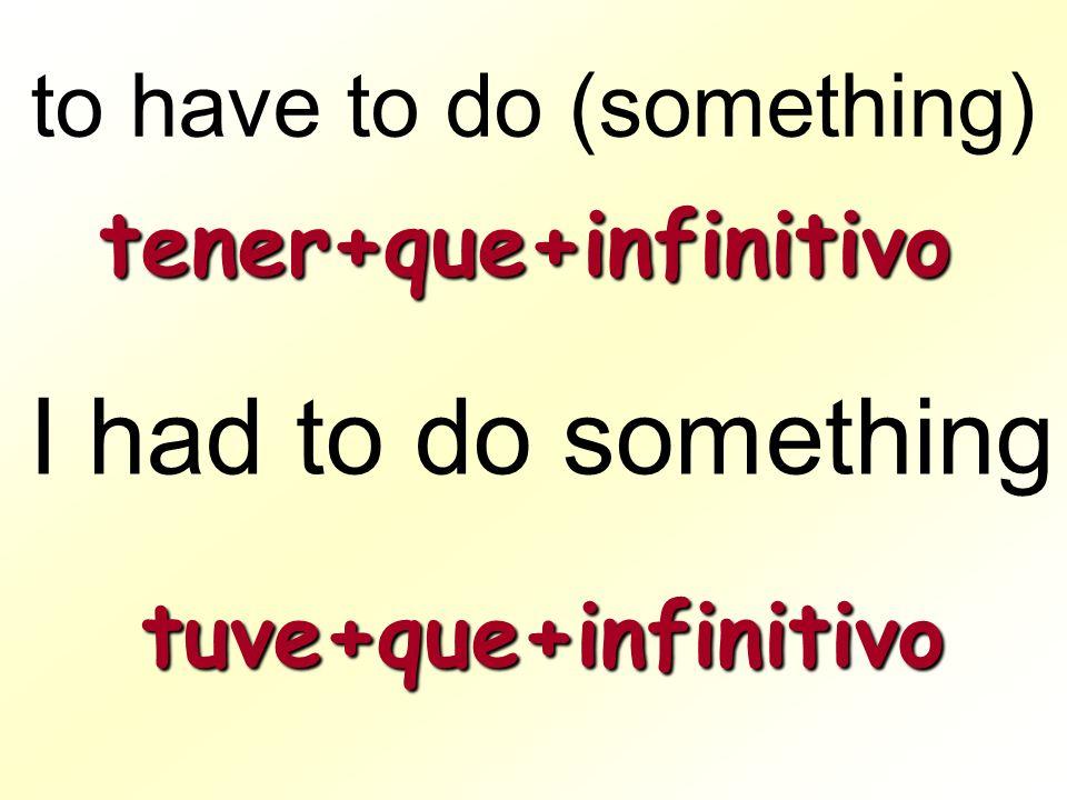 tener+que+infinitivo