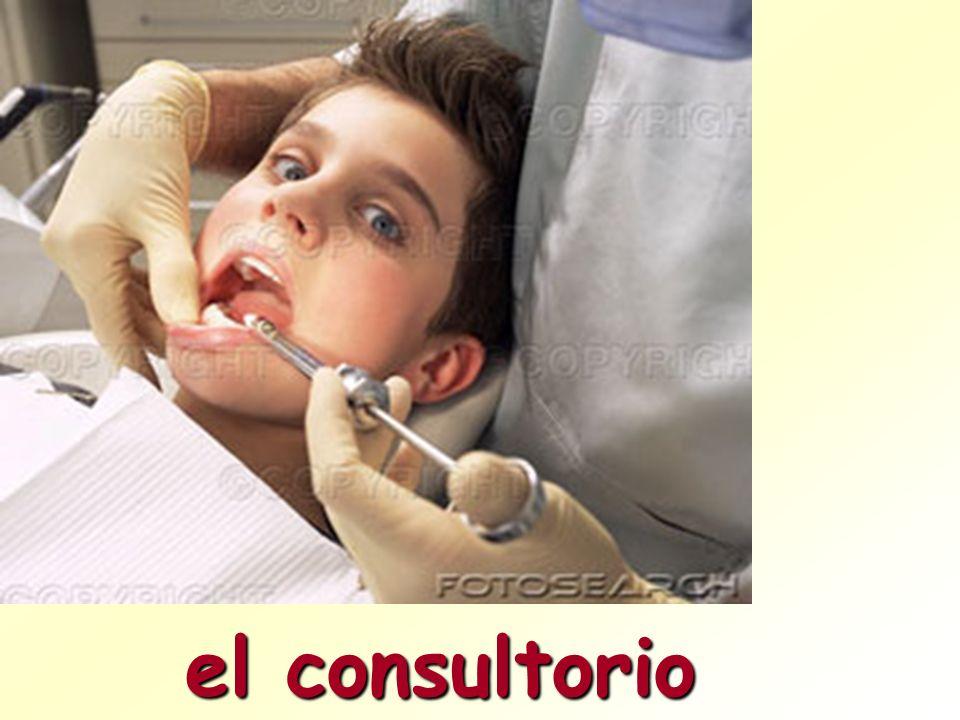 el consultorio