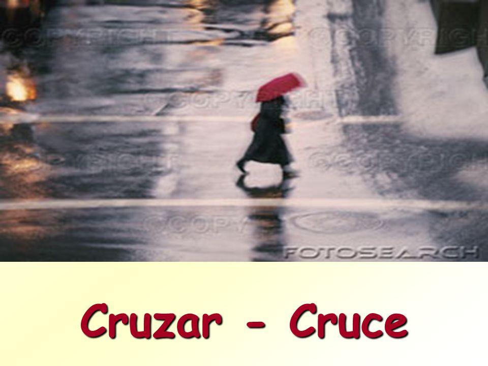 Cruzar - Cruce