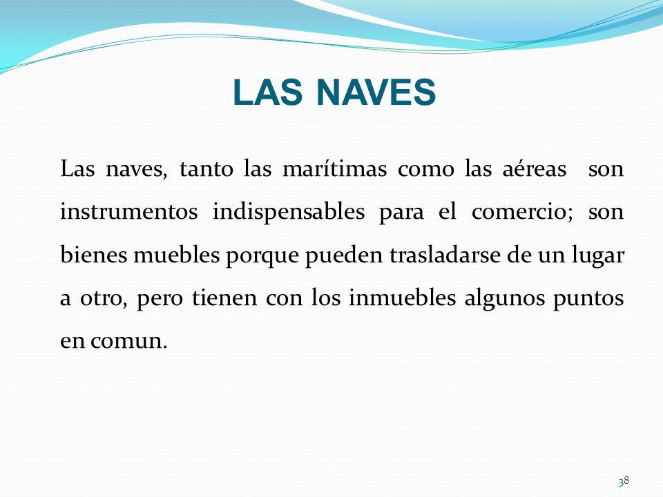 LAS NAVES