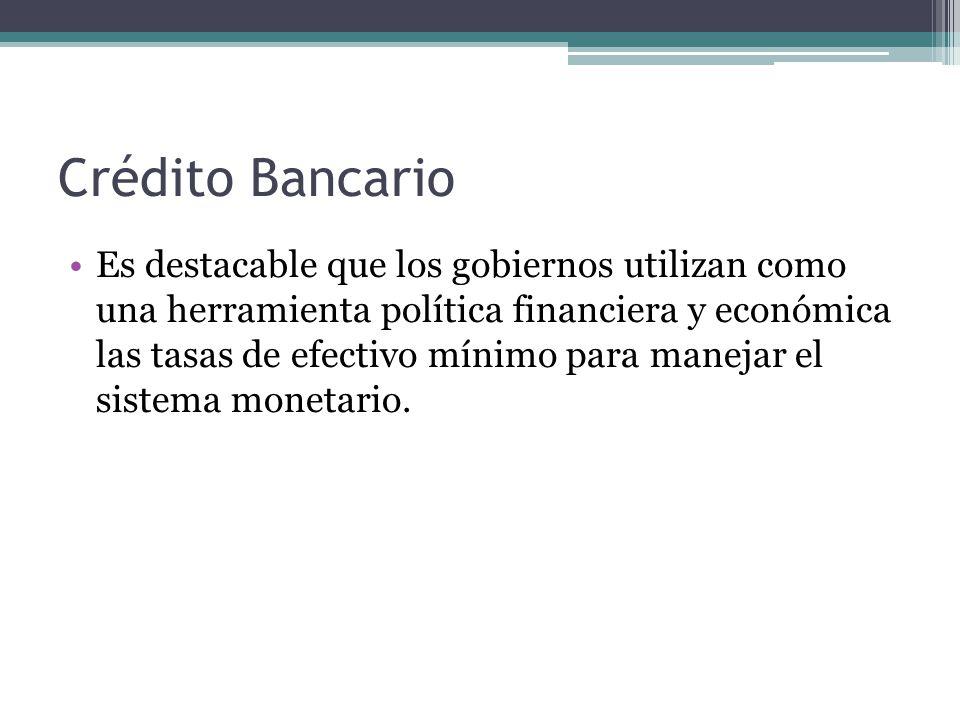 Crédito Bancario