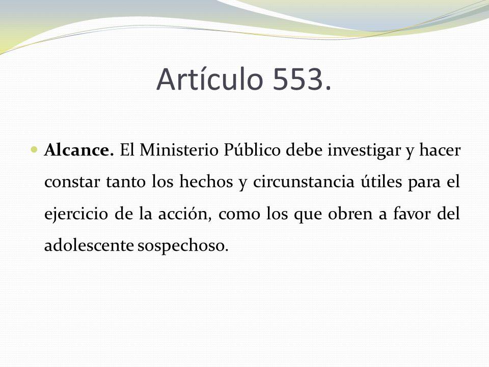 Artículo 553.