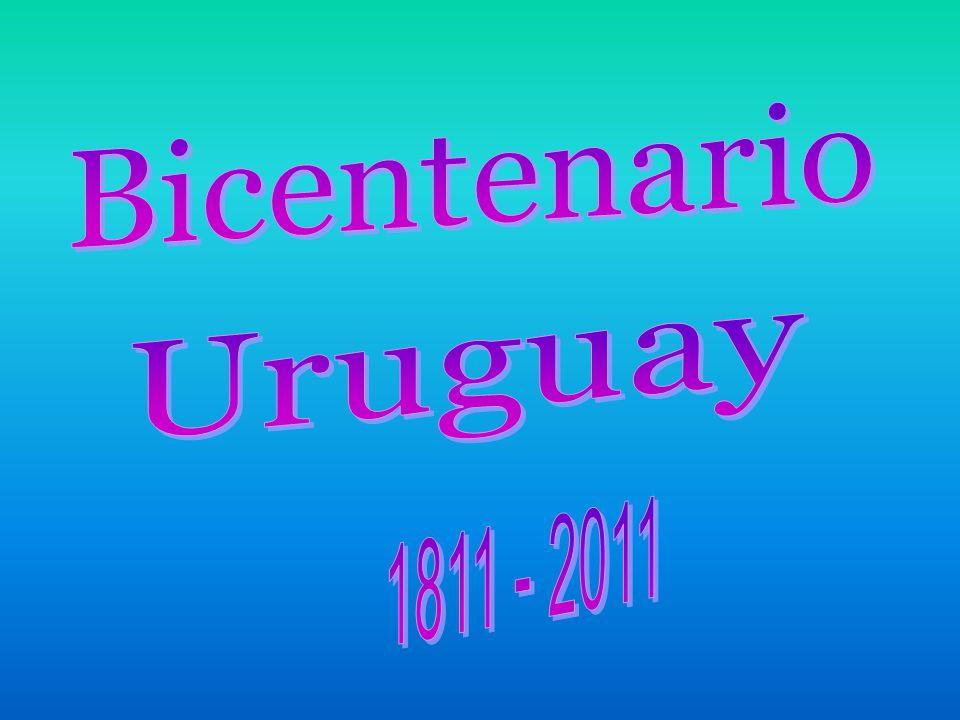 Bicentenario Uruguay 1811 - 2011