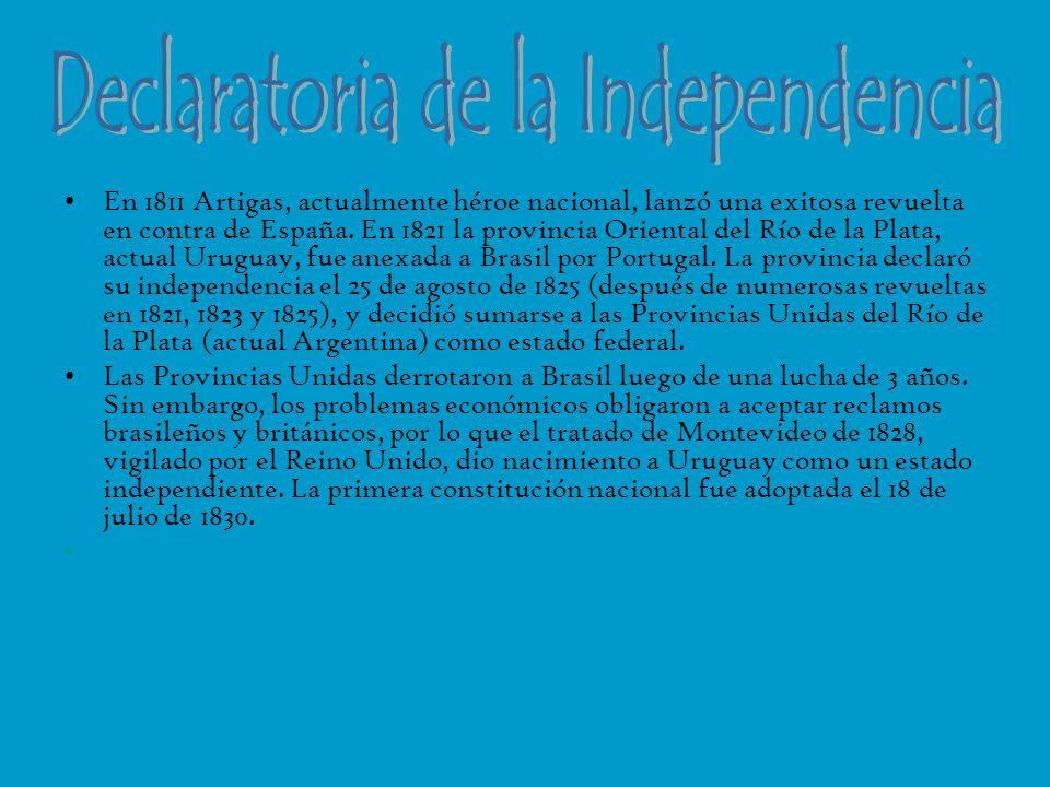 Declaratoria de la Independencia