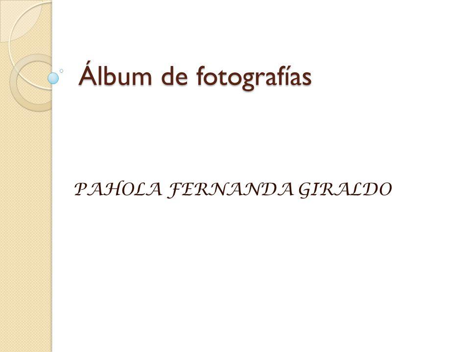 PAHOLA FERNANDA GIRALDO