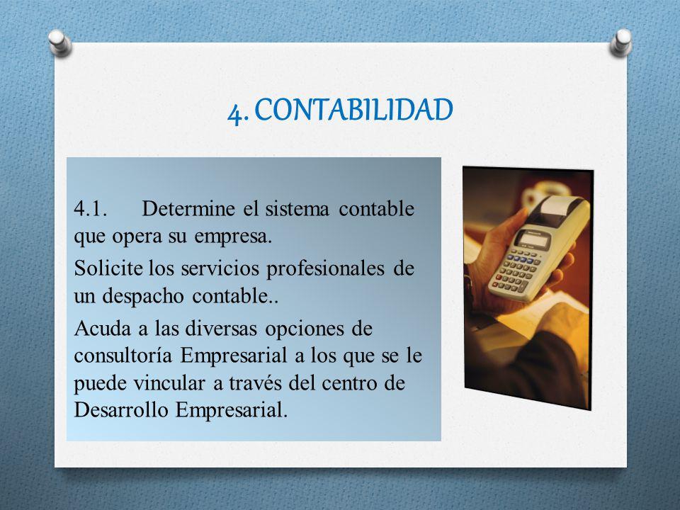 4. CONTABILIDAD