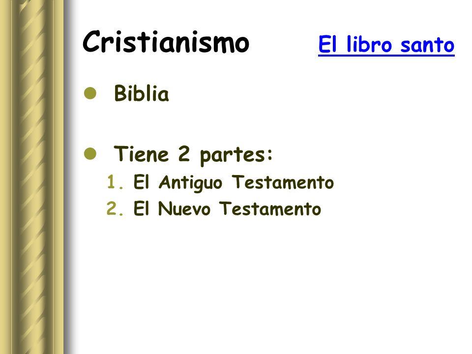 Cristianismo El libro santo