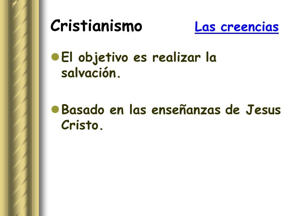 Cristianismo Las creencias