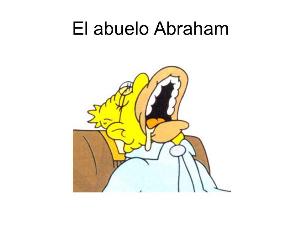 El abuelo Abraham
