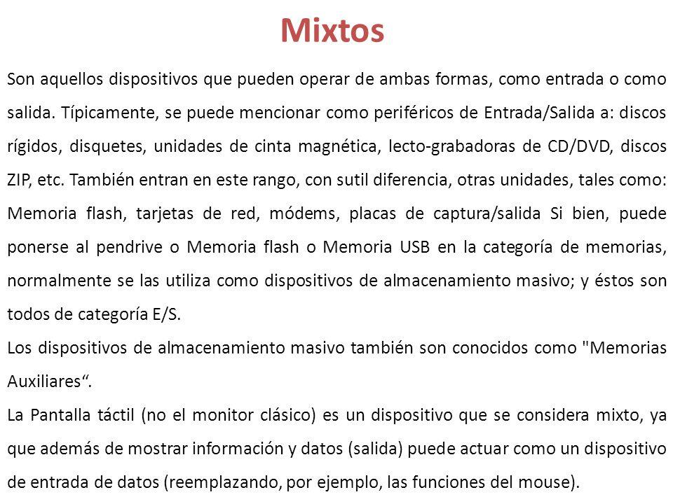 Mixtos