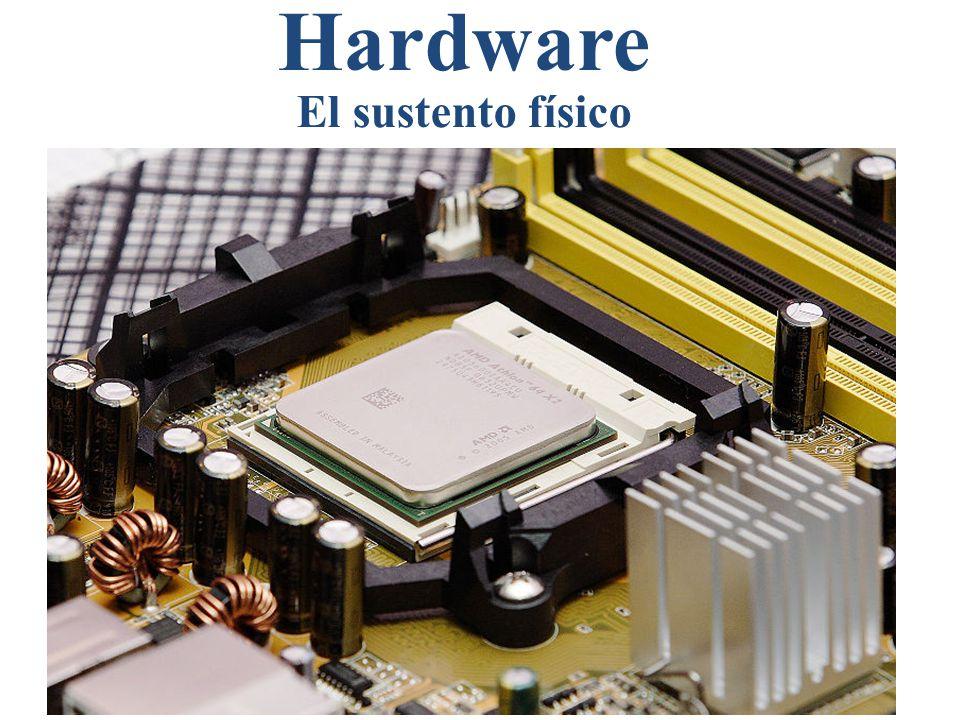 Hardware El sustento físico