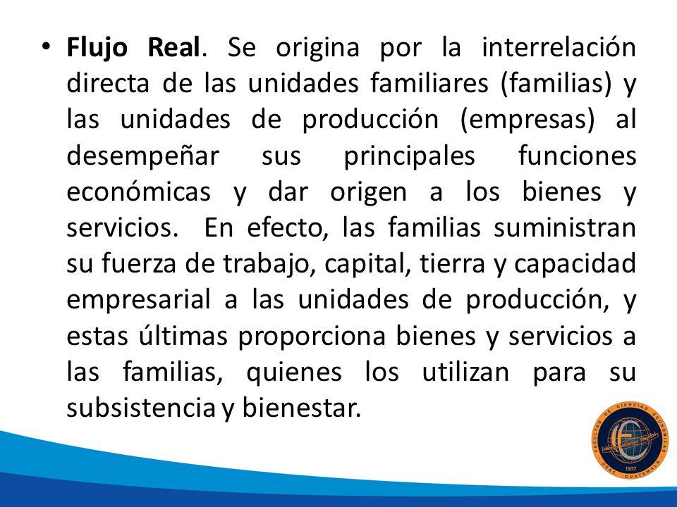 Flujo Real.
