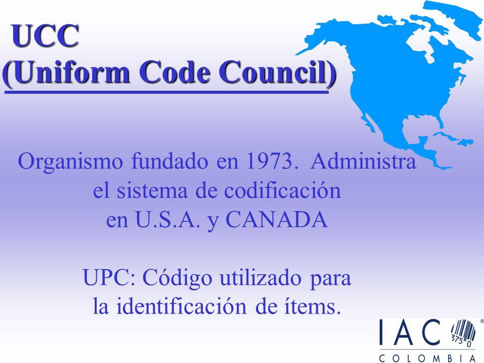 (Uniform Code Council)