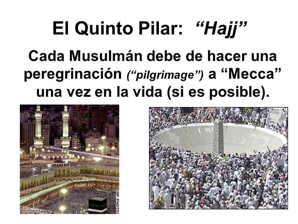 El Quinto Pilar: Hajj