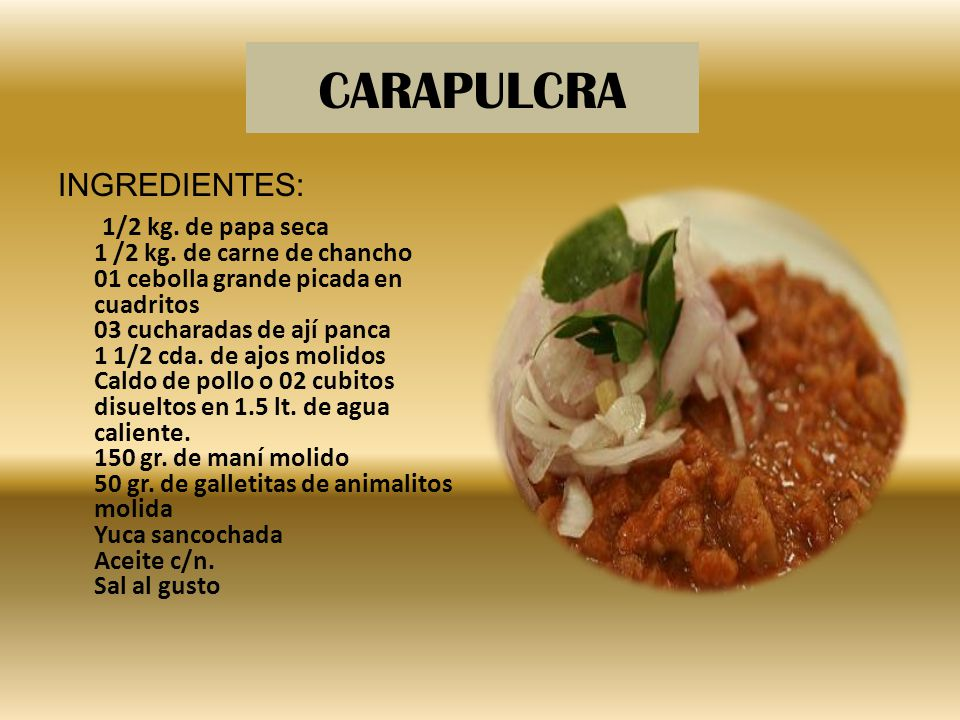 CARAPULCRA