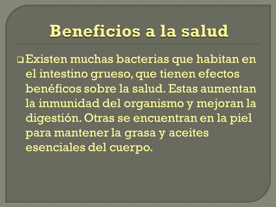 Beneficios a la salud