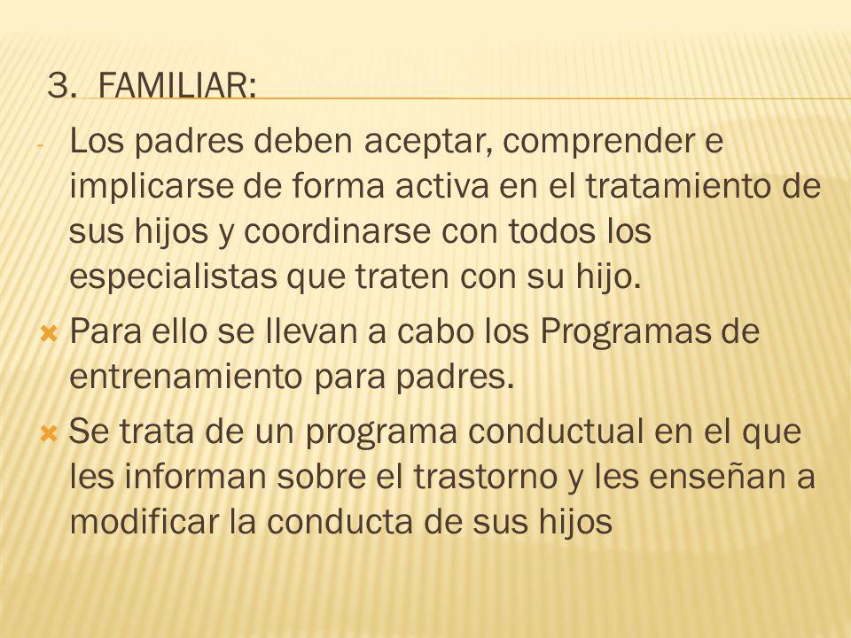 3. FAMILIAR:
