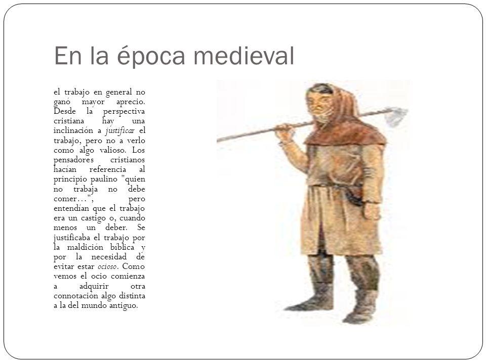 En la época medieval