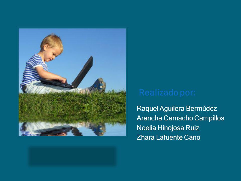 Realizado por: Raquel Aguilera Bermúdez Arancha Camacho Campillos