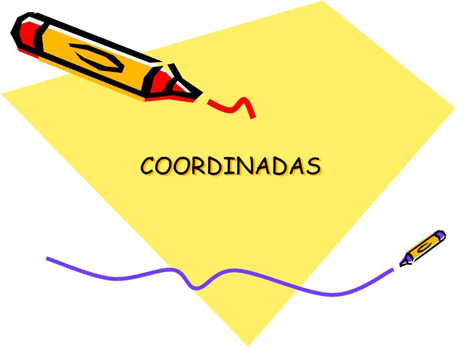COORDINADAS