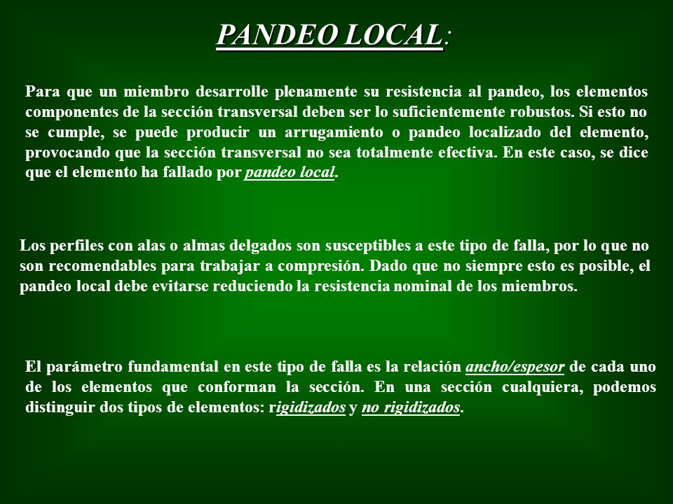 PANDEO LOCAL: