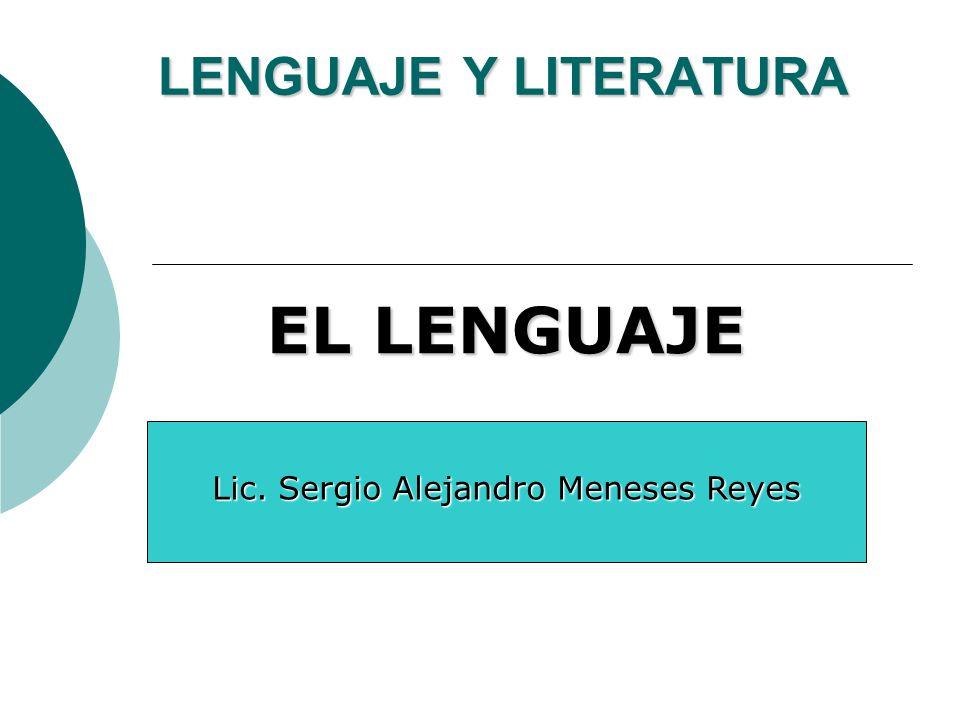 Lic. Sergio Alejandro Meneses Reyes
