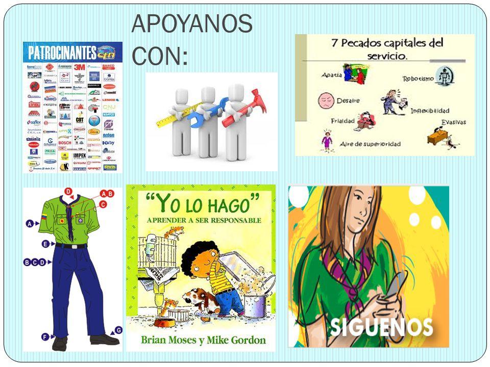 APOYANOS CON: