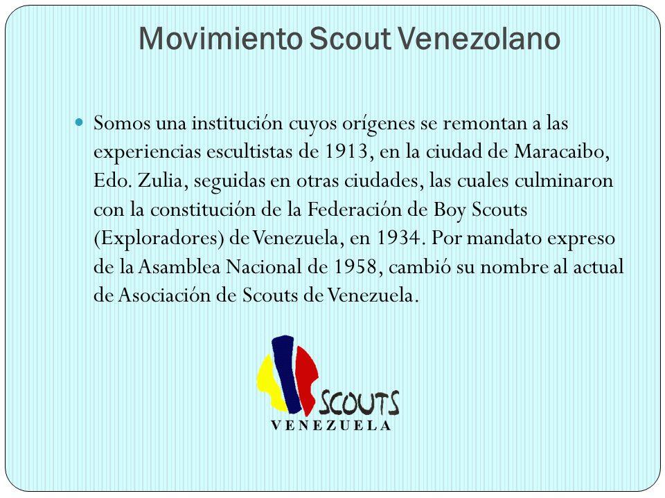 Movimiento Scout Venezolano