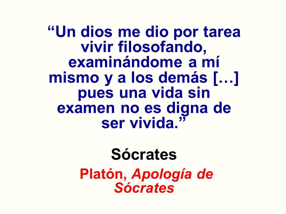 Platón, Apología de Sócrates