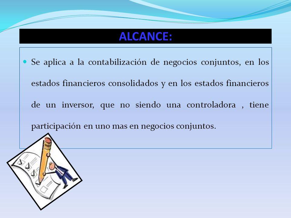 ALCANCE: