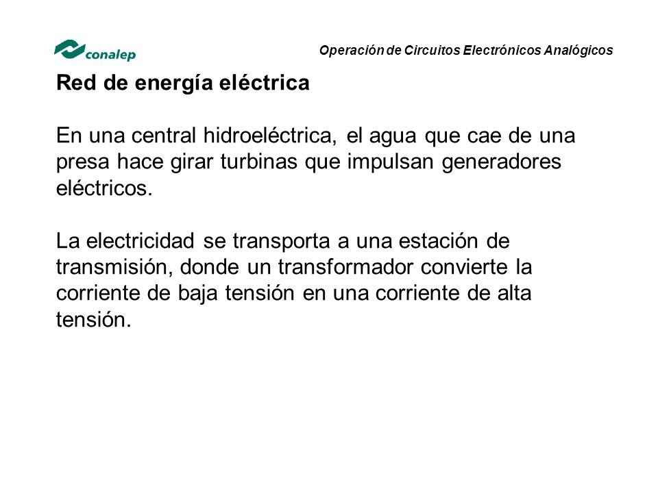 Red de energía eléctrica