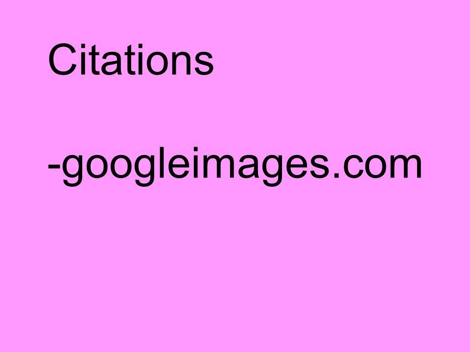 Citations -googleimages.com