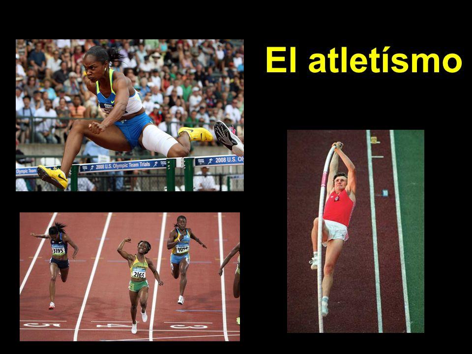 El atletísmo