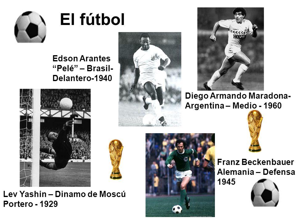 El fútbol Edson Arantes Pelé – Brasil- Delantero-1940