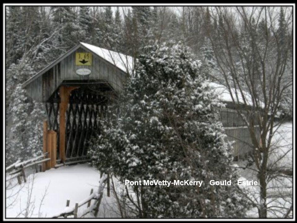 Pont McVetty-McKerry Gould Estrie