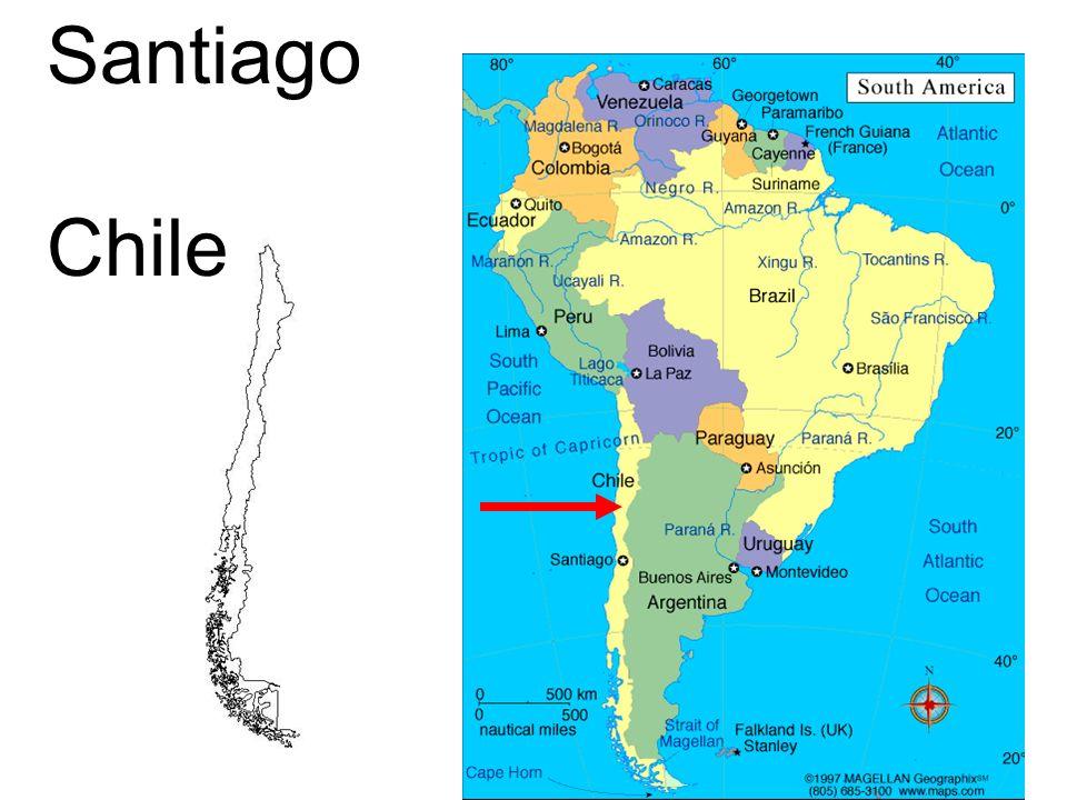 Santiago Chile
