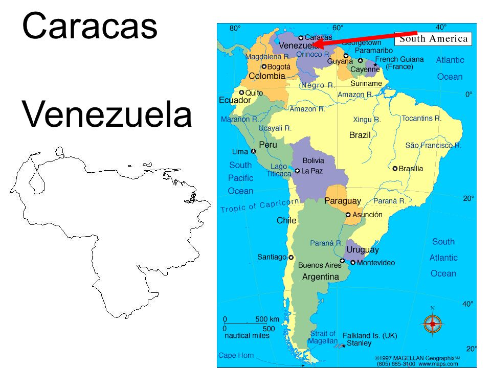 Caracas Venezuela