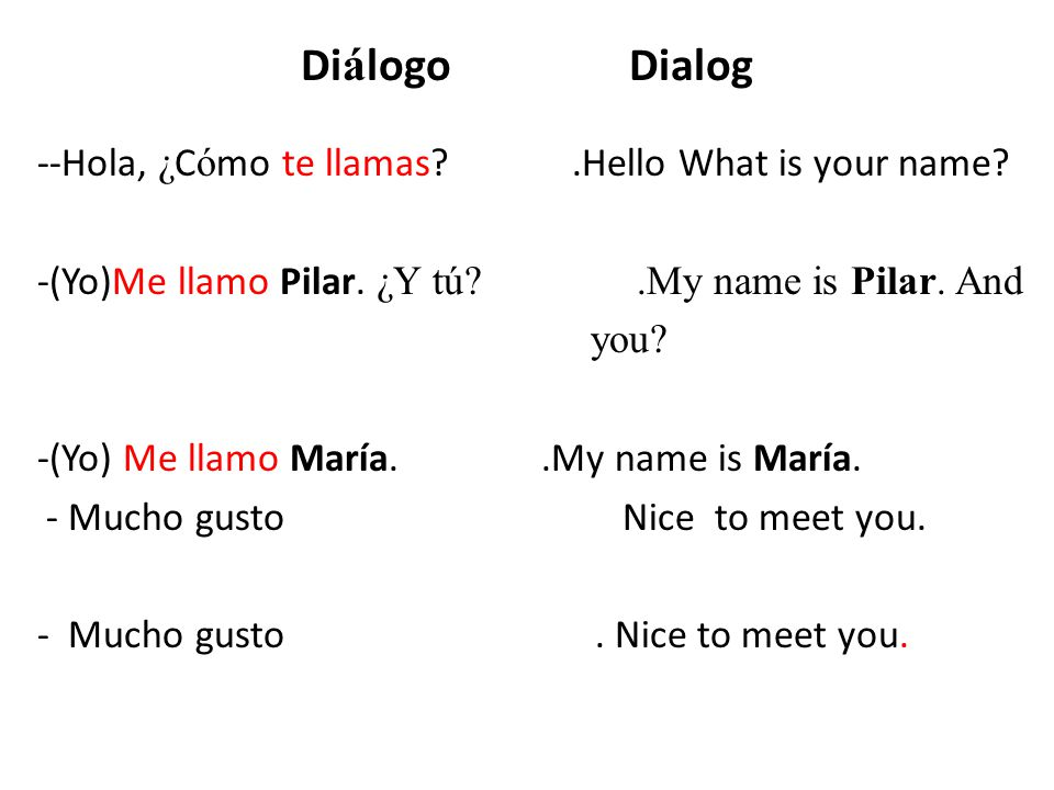 Diálogo Dialog