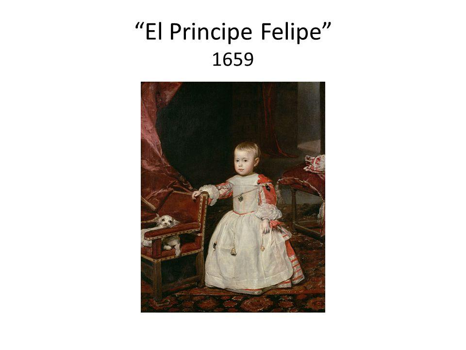 El Principe Felipe 1659