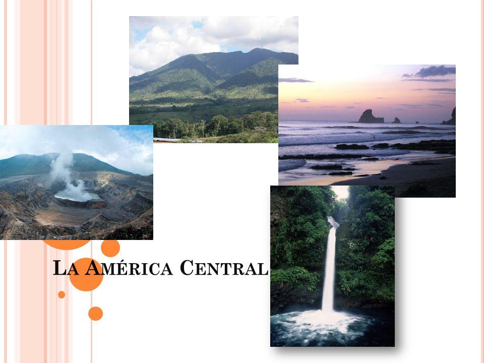 La América Central