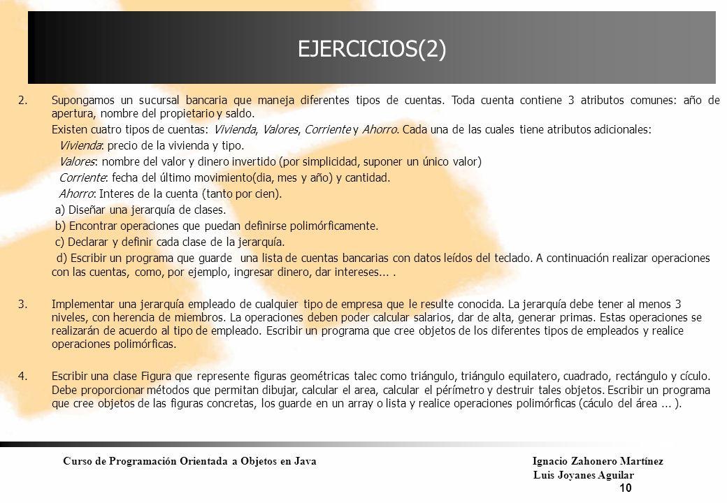 EJERCICIOS(2)