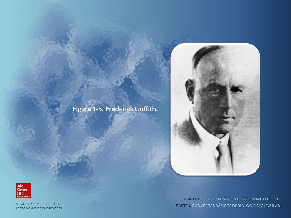 Figura 1-5. Frederick Griffith.