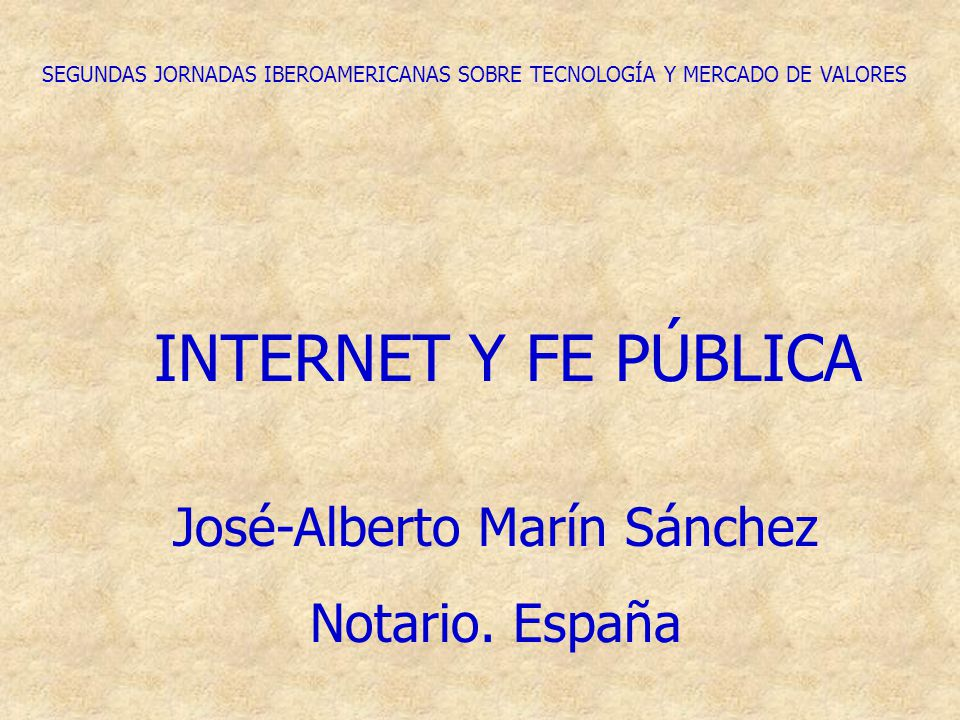 José-Alberto Marín Sánchez
