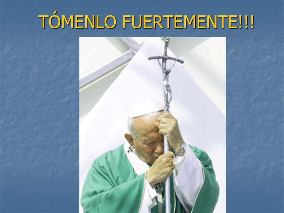 TÓMENLO FUERTEMENTE!!!