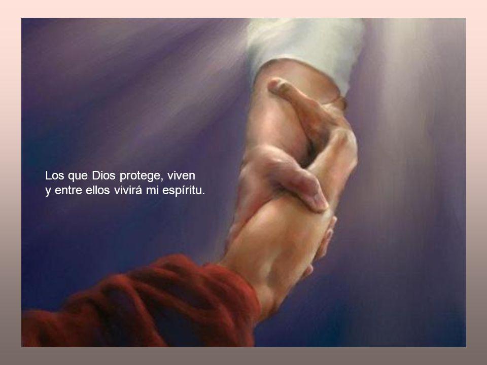 Los que Dios protege, viven
