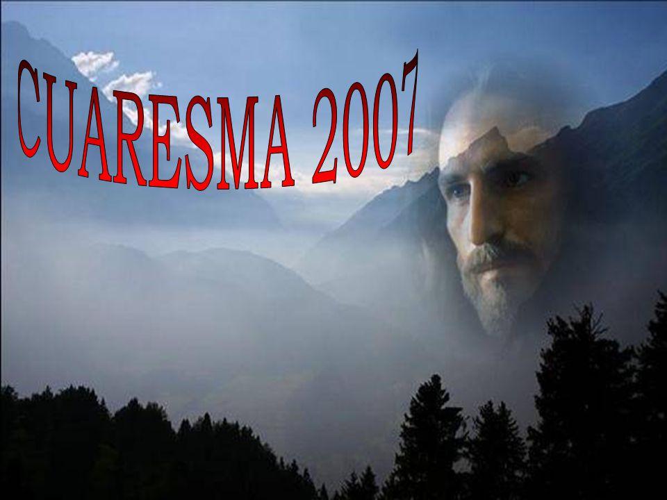 CUARESMA 2007
