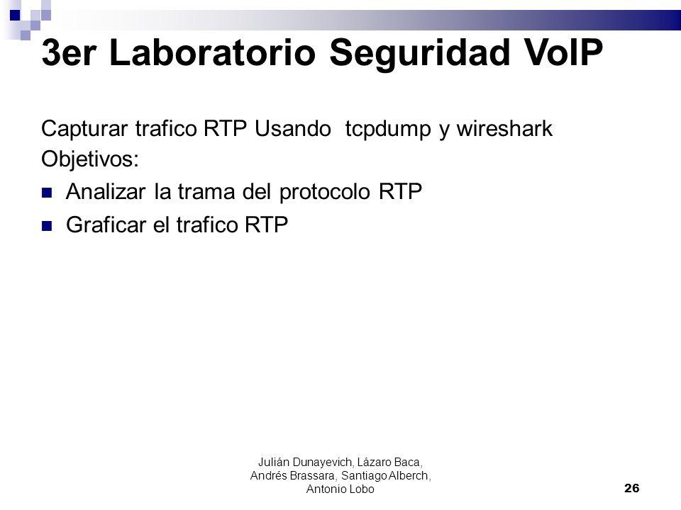 3er Laboratorio Seguridad VoIP