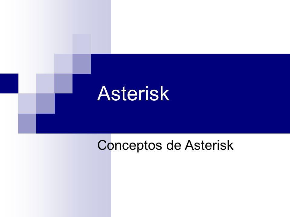 Asterisk Conceptos de Asterisk 1