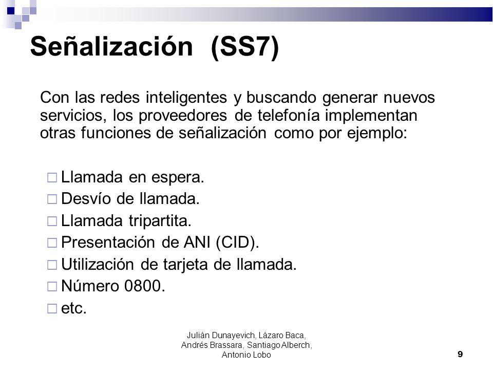 Señalización (SS7)