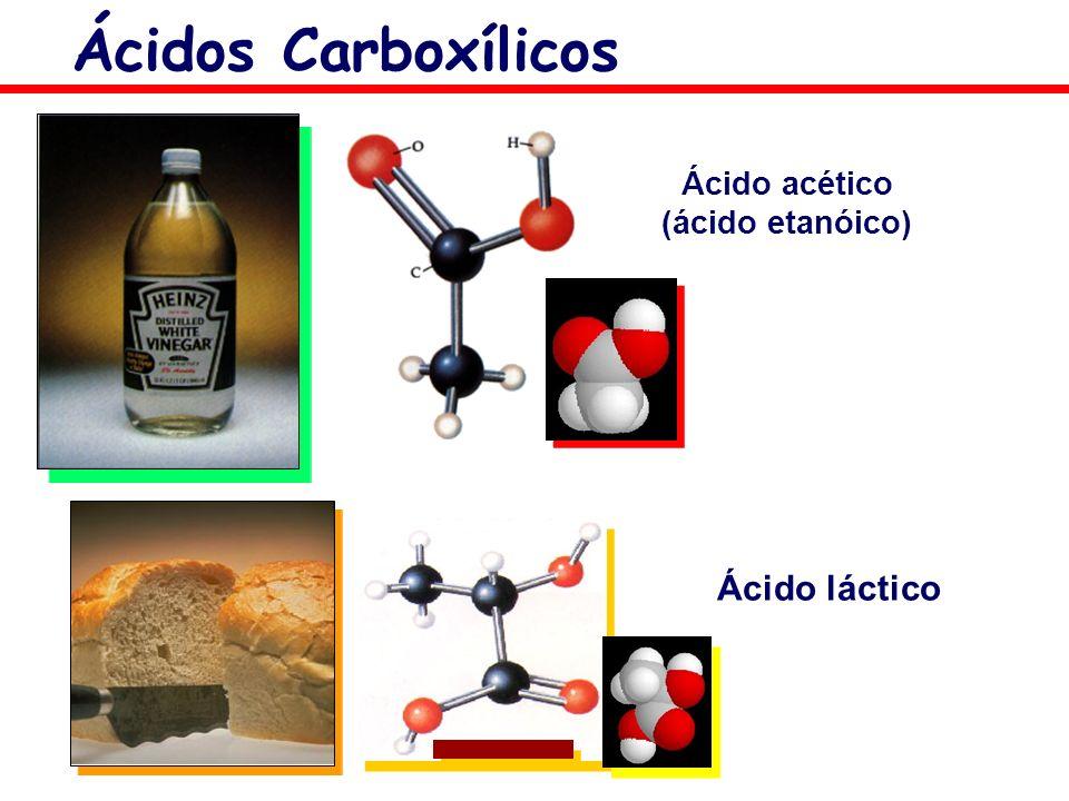 Ácido acético (ácido etanóico)